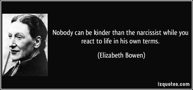 NPD - ELizabeth Bowen